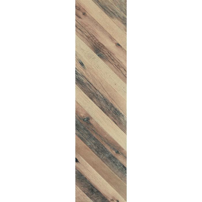 Текстура плитки Chevron Naturel R 37.5x150