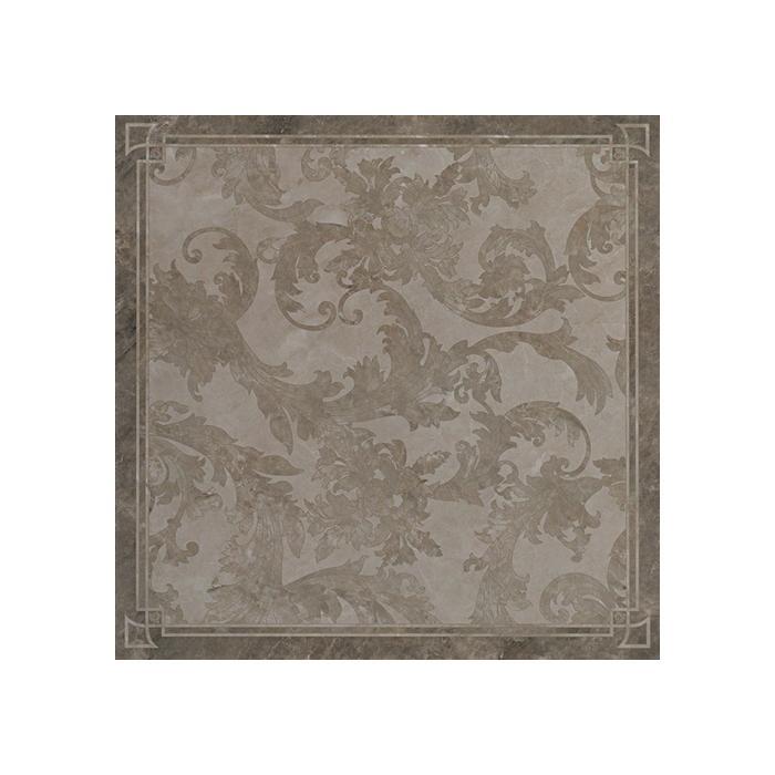 Текстура плитки Marble Dec.Cass. Foglia Grigio Lap 58.5x58.5