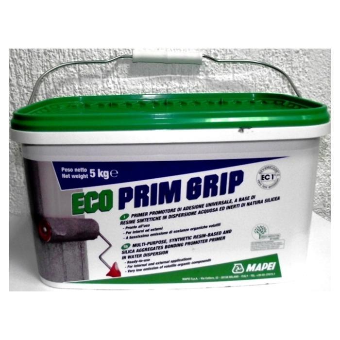 Строительная химия Eco Prim Grip 5 kg грунтовка по невпитывающим основаниям