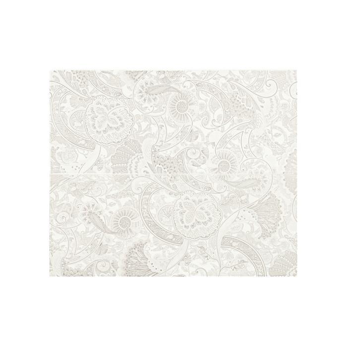 Текстура плитки Giselle Dec.Mini Bianco (2pz 25х60) 50x60
