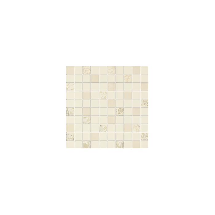 Текстура плитки Giselle Mos.Mini Crem 31.5x31.5