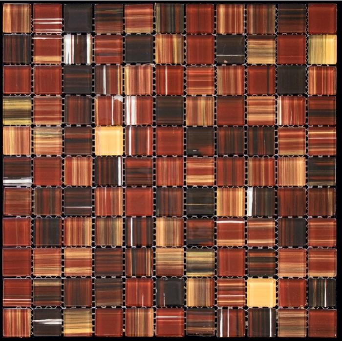 Изображение Ethnic Мозаика Стеклянная  WL-33 2.5x2.5