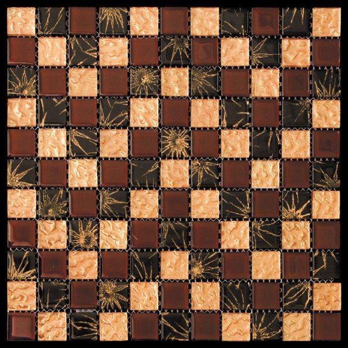 Изображение Flash Мозайка Стеклянная 5BD-021 (5BD-021C1) 2,58х2,58