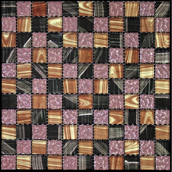 Изображение Flash Мозайка Стеклянная 5BD-091 (5BD-091C3) 2,58х2,58
