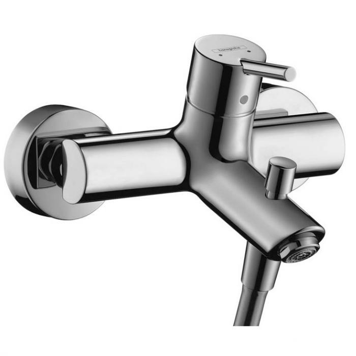 Фото сантехники Talis Смеситель для ванны однорычажный, цвет хром - 2