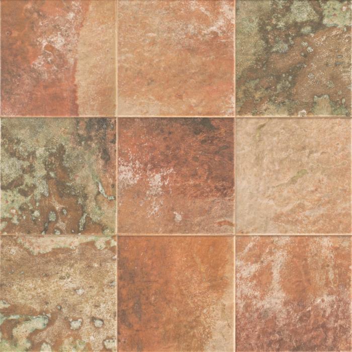 Текстура плитки Titanium Rustic 20x20 - 2
