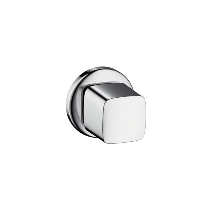 Фото сантехники Metris New Запорный вентиль для скрытого монтажа, цвет хром