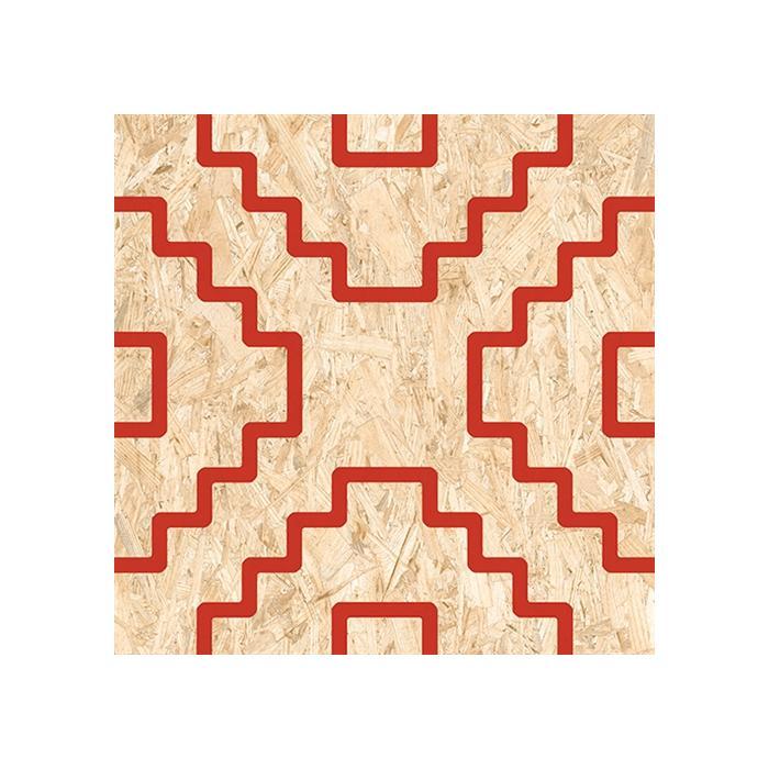 Текстура плитки Seriaki-R Natural Rojo 59.3x59.3