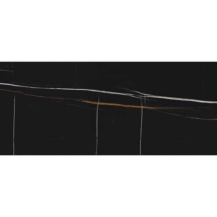 Текстура плитки Шарм Делюкс Сахара Нуар 120x278 Люкс