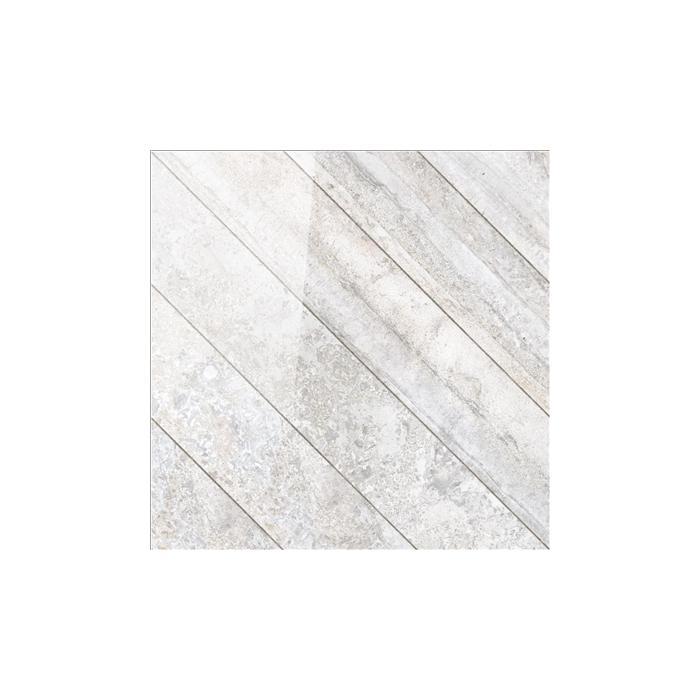 Текстура плитки V-Stone Silver Cross Lap Rett 47.8x47.8