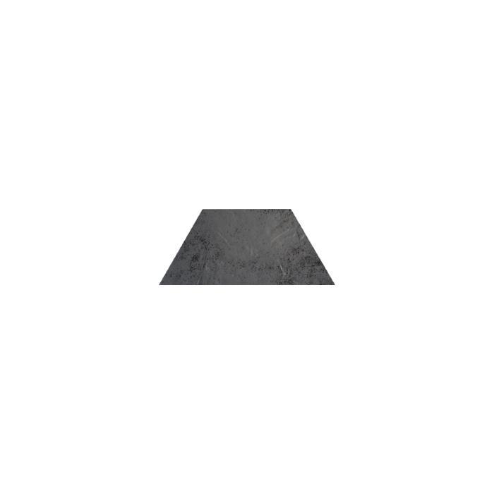 Текстура плитки Semir Grafit Trapez 12.6x29.6