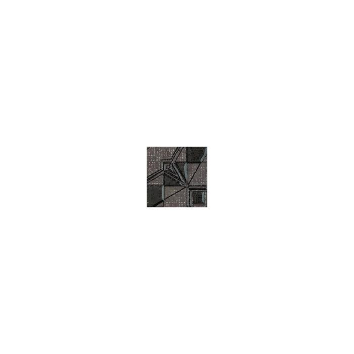 Текстура плитки Lensitile Grafit naroznik 7.2x7.2