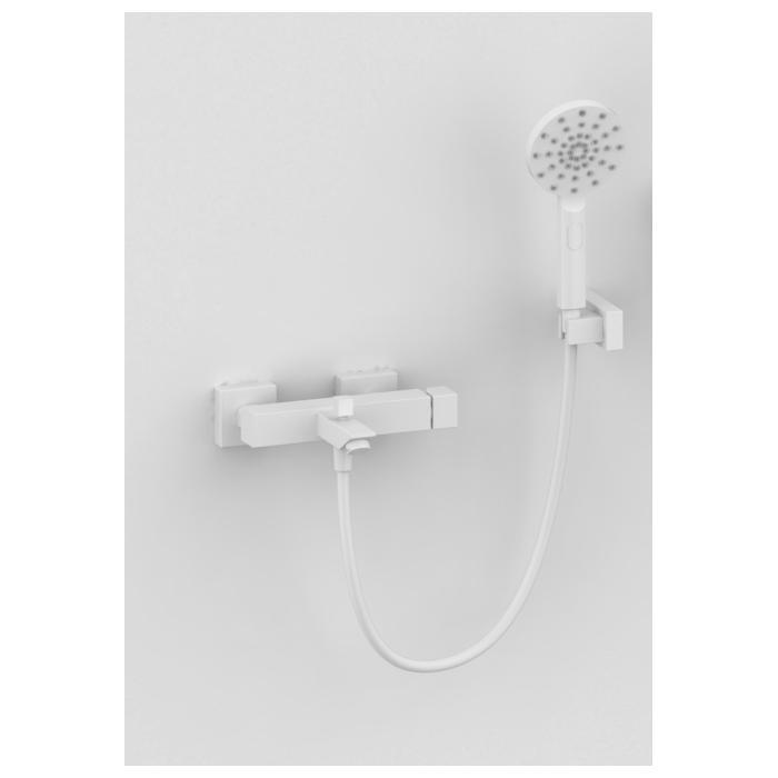 Фото сантехники Kala смеситель для ванны с изливом, цвет белый