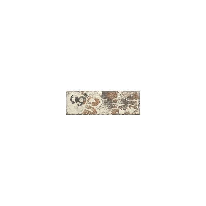 Текстура плитки Rondoni Beige Inserto Str. A 9.8x29.8