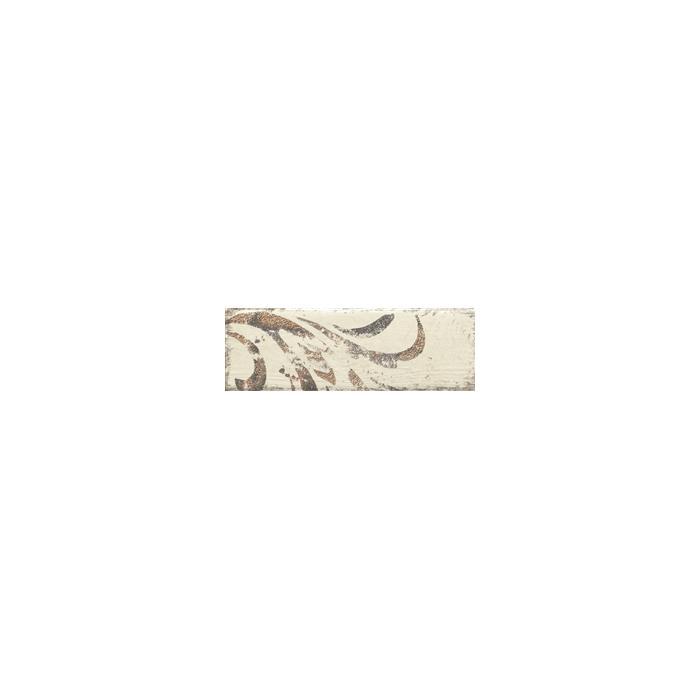 Текстура плитки Rondoni Beige Inserto Str. B 9.8x29.8