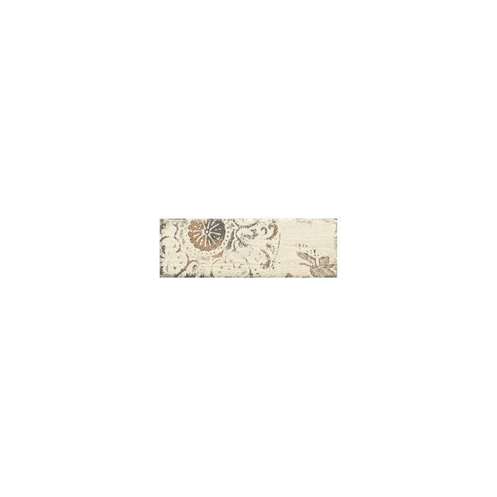 Текстура плитки Rondoni Beige Inserto Str. C 9.8x29.8