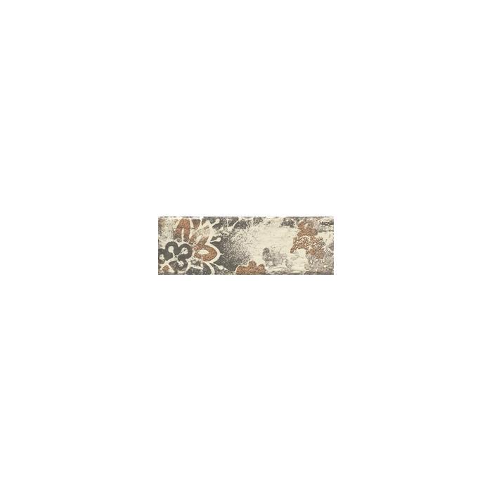 Текстура плитки Rondoni Beige Inserto Str. D 9.8x29.8