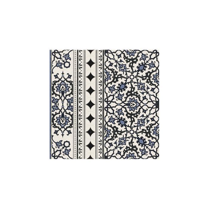 Текстура плитки Orly Deco Cenefa 44.2x44.2