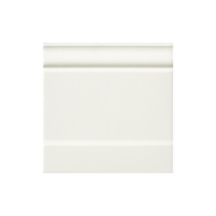 Текстура плитки Amarcord Zoccolo Bianco Matt 20x20