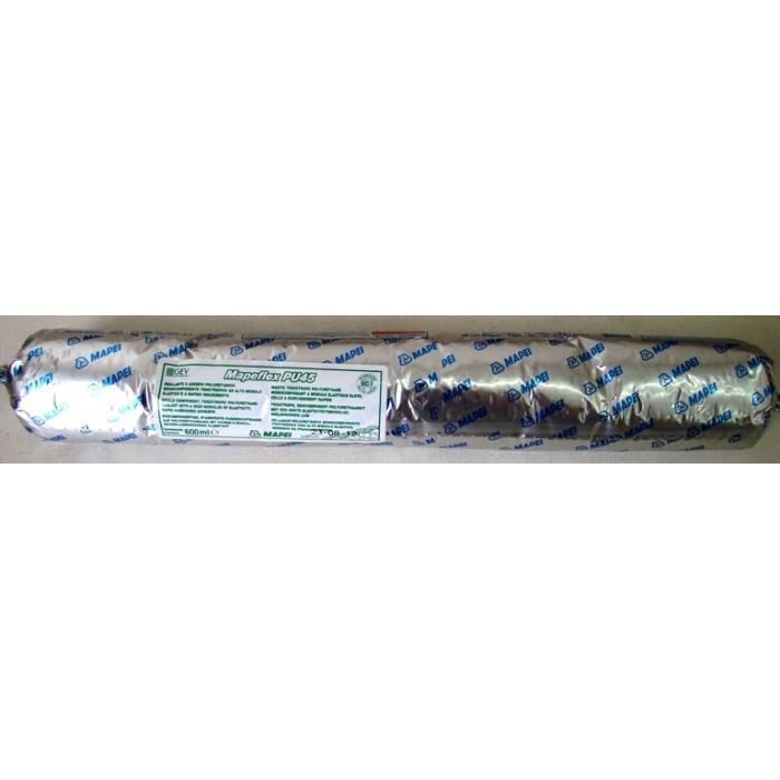 Строительная химия Mapeflex PU45 600 мл светло-серый 111 однокомпонентный полиуретановый герметик для швов - 2