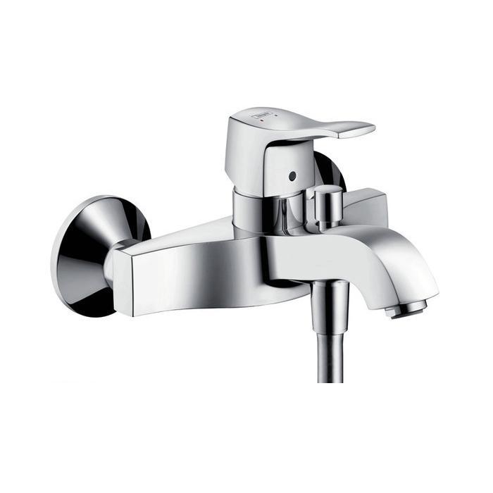 Фото сантехники Metris New Смеситель для ванны Comfort Zone, цвет хром (не использовать) был 31478000