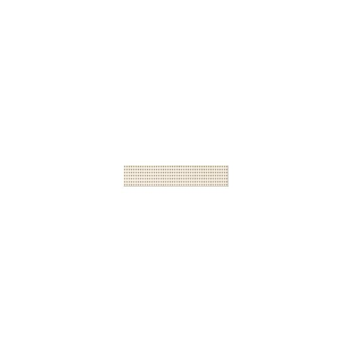 Текстура плитки Doppia Beige Listwa 4.8x25