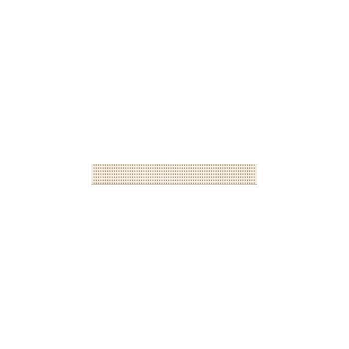 Текстура плитки Doppia Beige Listwa 4.8x40