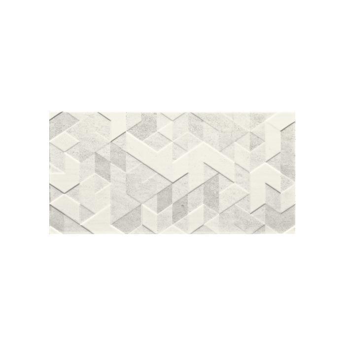 Текстура плитки Emilly Grys Struktura Dekor 30x60