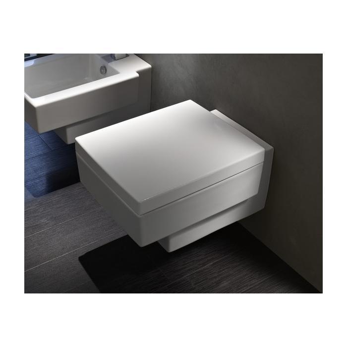 Фото сантехники TERRACE Подвесной унитаз TERRACE 55x38 см, цвет белый