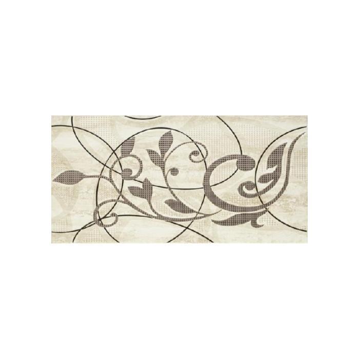 Текстура плитки Amiche Beige inserto A 30x60
