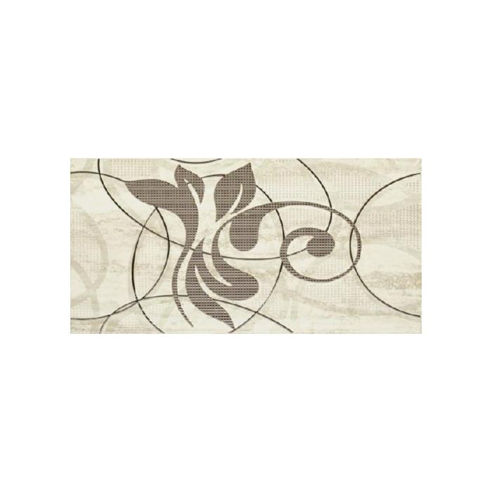 Текстура плитки Amiche Beige inserto B 30x60