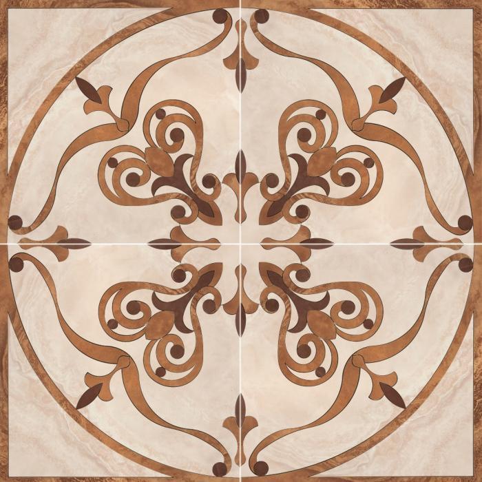 Текстура плитки Ros.Fontaine/P 88x88