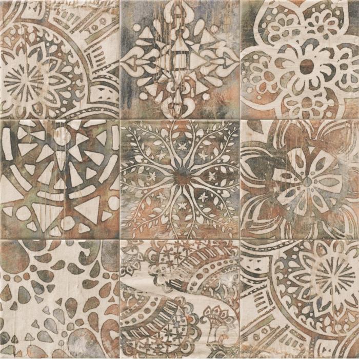 Текстура плитки Art Organic 20x20 - 2