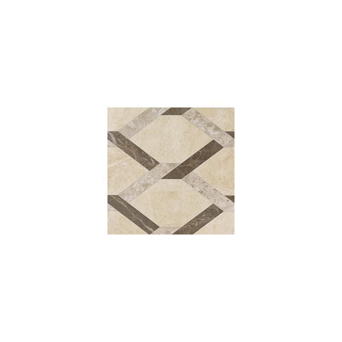 Текстура плитки S.S. Hexagon Wax Rett. 60x60