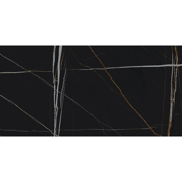 Текстура плитки Шарм Делюкс Сахара Нуар 60x120 Cer - 2