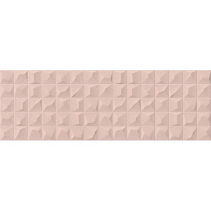 Текстура плитки Cromatica Kleber Pink 25х75