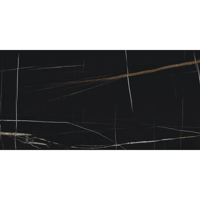 Текстура плитки Шарм Делюкс Сахара Нуар 80x160 Рет - 3