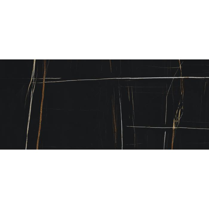 Текстура плитки Шарм Делюкс Сахара Нуар 120x278 Люкс - 3