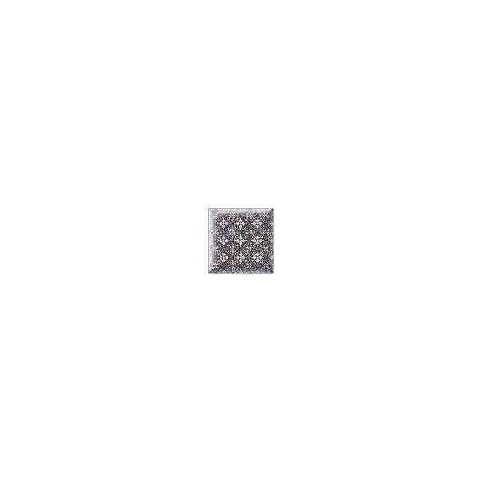 Текстура плитки Decor Metal White 15x15