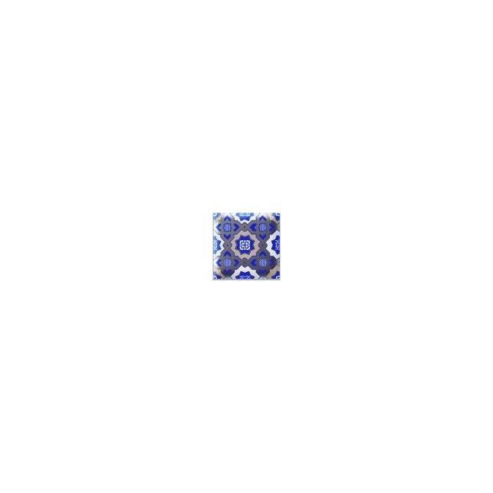 Текстура плитки Decor Nilo Blu 15x15