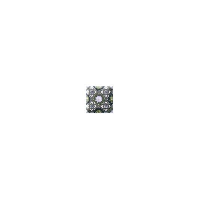 Текстура плитки Decor Nilo Green 15x15