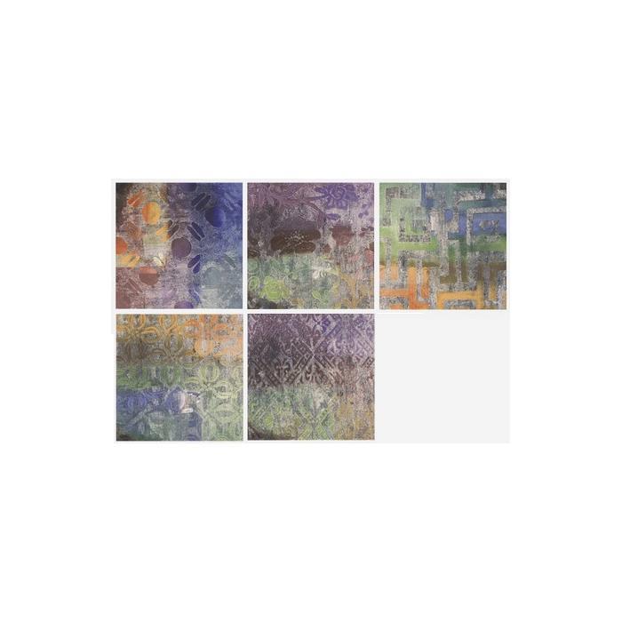 Текстура плитки Decor Pietro Viola 20x20