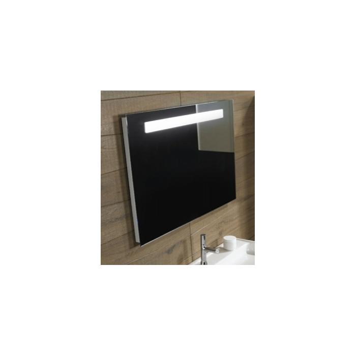 Фото сантехники Parallel Зеркало со светодиодной подсветкой 80хh65х3 см, ИК-датчик, Анти-Пар - 2