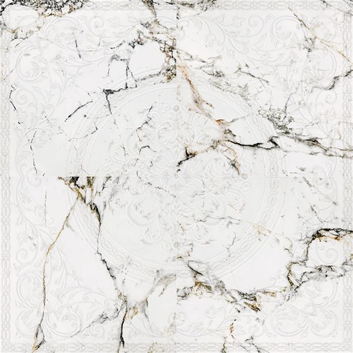 Текстура плитки Ros.Tucci Gold (4pz 60x60) 120x120