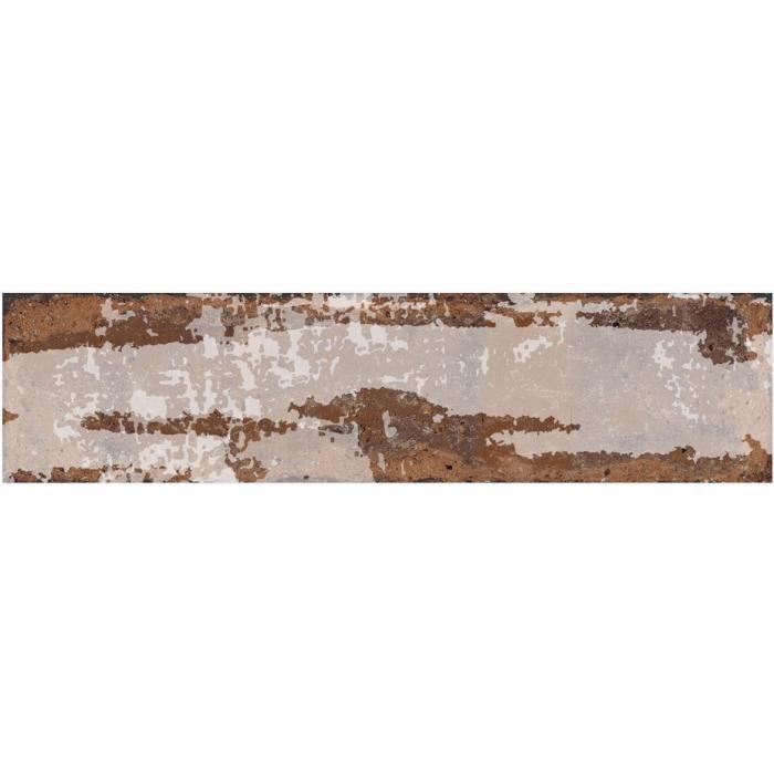 Текстура плитки Bricklane Red Decors 7.5x30