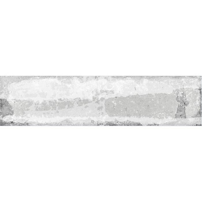 Текстура плитки Bricklane White Decors 7.5x30