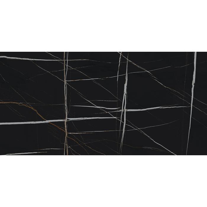 Текстура плитки Шарм Делюкс Сахара Нуар 60x120 Cer - 3