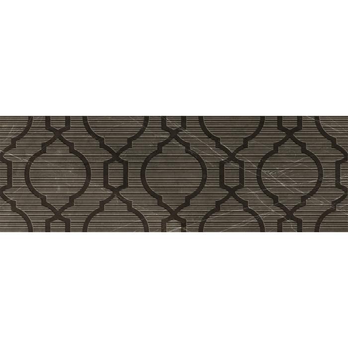 Текстура плитки Intreccio Pietra Grey 32x96.2