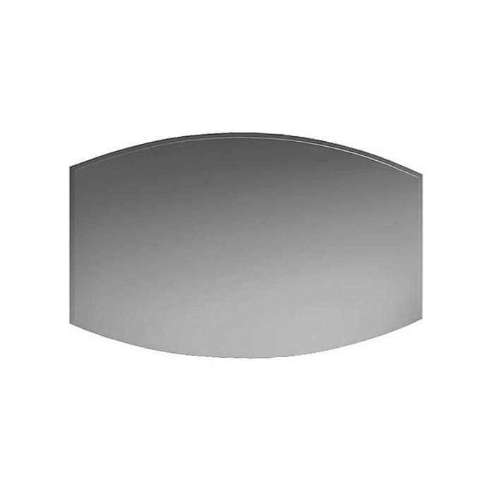Фото сантехники Версаль Зеркало 1300 мм, сенсорная подсветка, цвет белый
