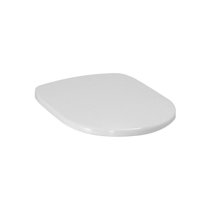 Фото сантехники Pro Сиденье для унитаза с микролифтом, цвет белый